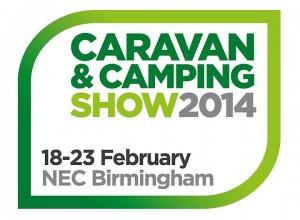 Caravan and Camping Show 2014