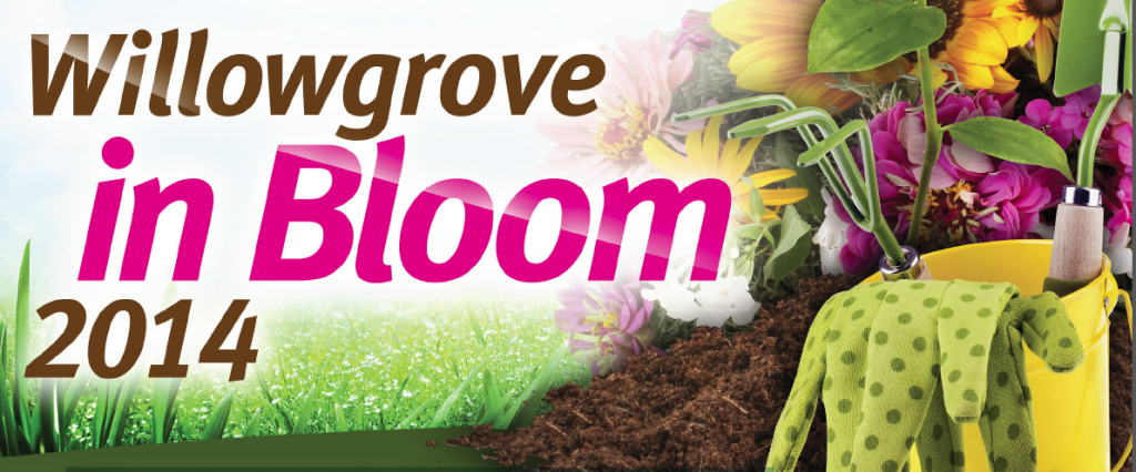 Willowgrove in Bloom 2014