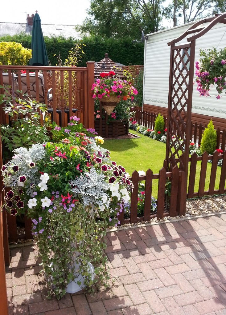 Willowgrove in Bloom Winning DIsplay