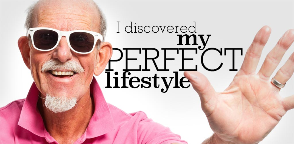 I discovered my Perfect lifestyle at Barton Park homes