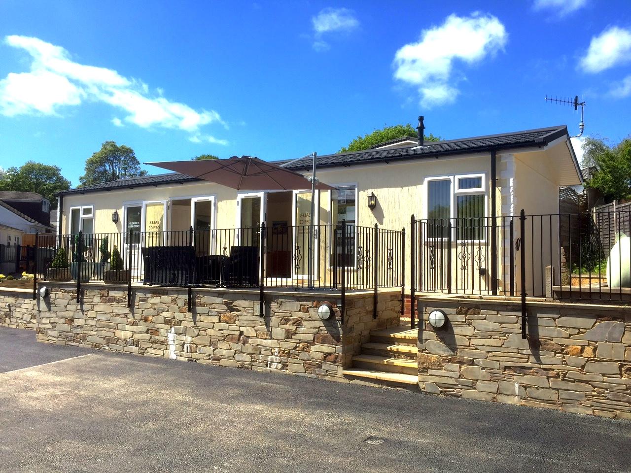 New Reception at Glenholt Park