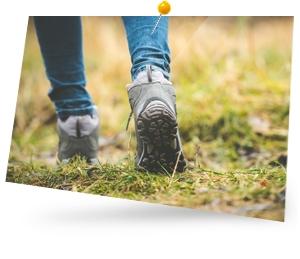 Walking Poulton