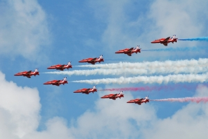 Red Arrows RAF