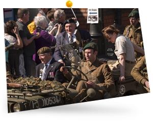 Lytham Wartime Festival