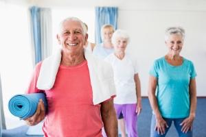 Health kicks for over 50s